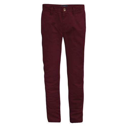 Pantalon Chino Jack Supplies para Hombre - Rojo