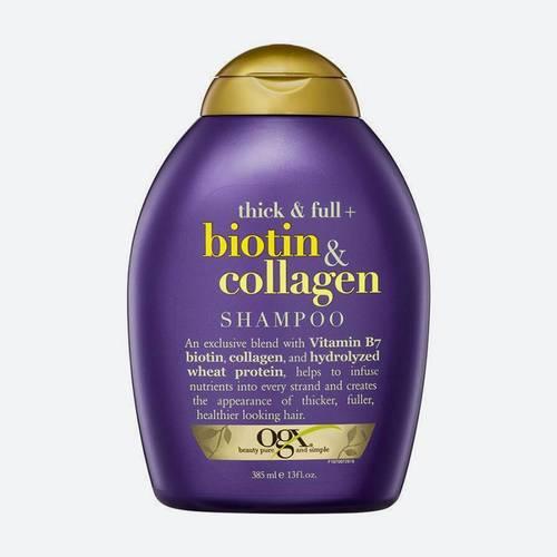 Shampoo Ogx Biotin Y Collagen Shampoo