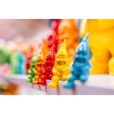 Enanito decorativo Colores 11cm varios