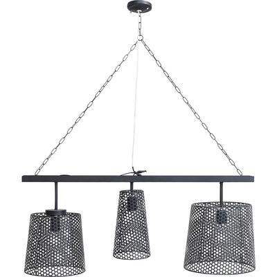 Lámpara Gorgeous negro 3