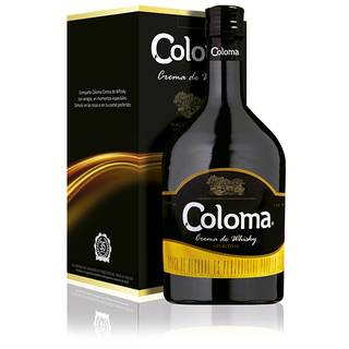 Aperitivo Crema de Whisky Coloma 750ml