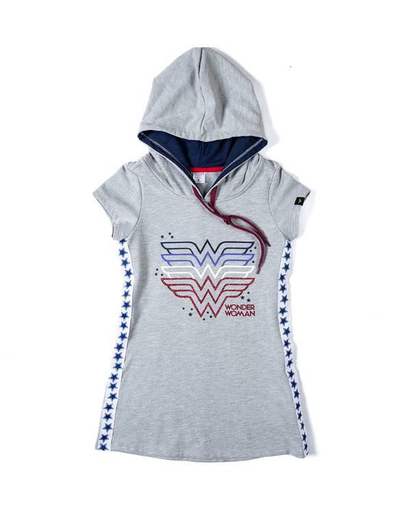 Vestido Niña Wonder Woman