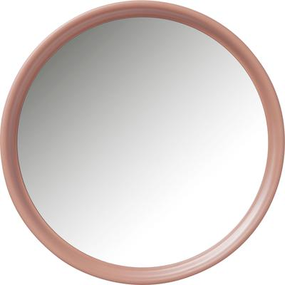 Espejo  Salto rosa Ø80cm