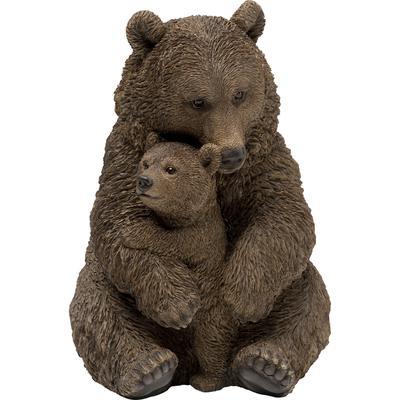 Objeto decorativo Cuddle Bear Family 26cm