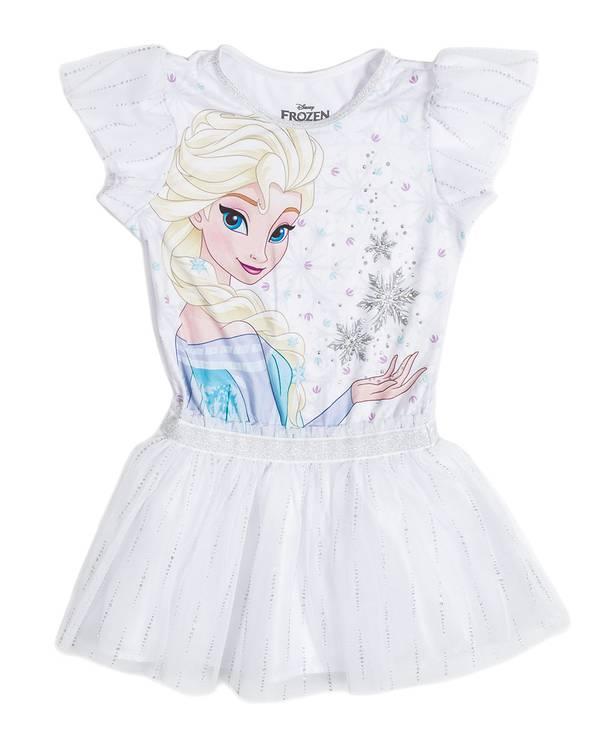 Vestido Caminadora Frozen