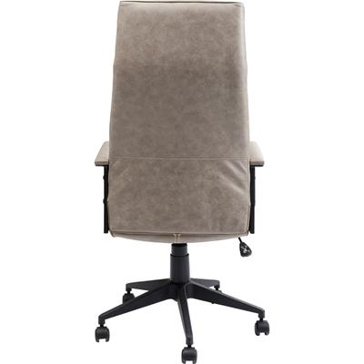 Silla oficina giratoria Labora High Pebble