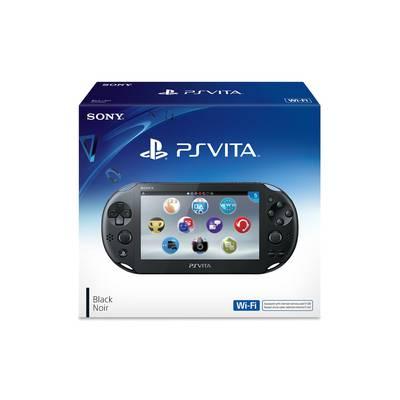 Consola PS Vita Negro