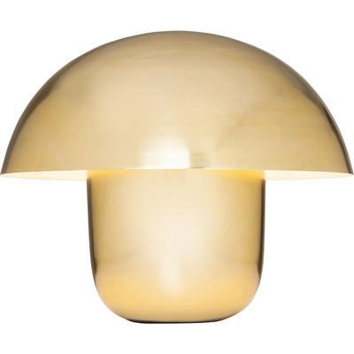 Lámpara mesa Mushroom latón