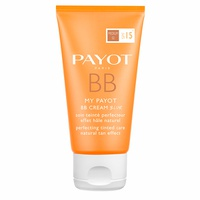Tratamiento perfeccionador con color y efecto bronceado natural MY PAYOT BB CREAM BLUR MEDIUM 50 ML