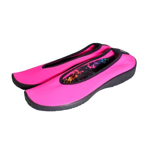 Zapatos Casual Fucsia