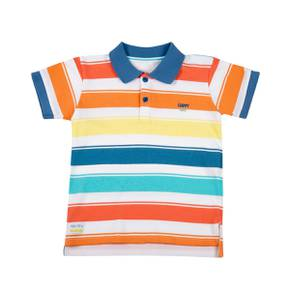 Camiseta tipo polo Little Boy