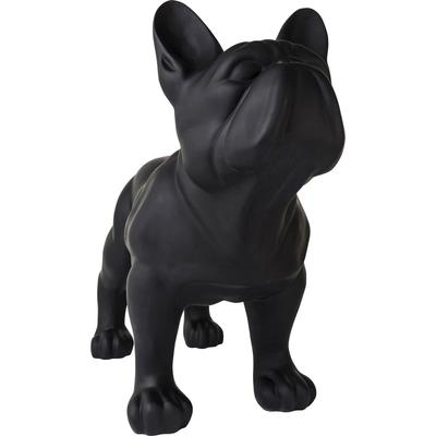 Objeto decorativo Toto Teen negro mate XL