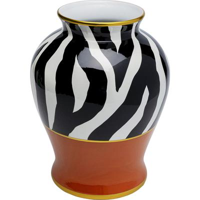 Vasija Zebra Ornament 38cm