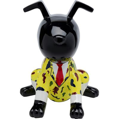 Objeto decorativo Dressed Up Dog