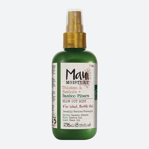 Tratamiento Capilar Mist Maui Bamboo Fiber