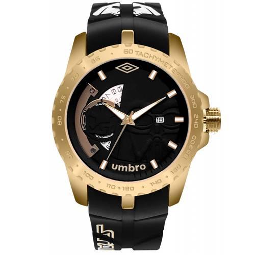 Reloj Dorado/Negro - Umb-Sw02-3