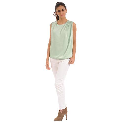 Blusa Melodie Color Siete Para Mujer - Verde