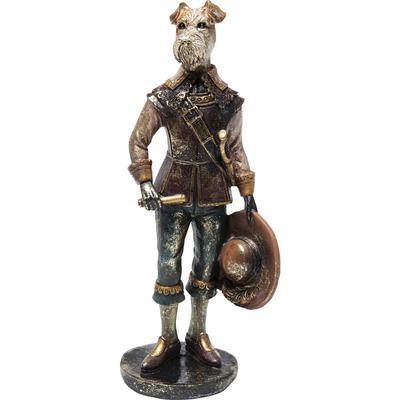 Objeto decorativo Musketeer Dog