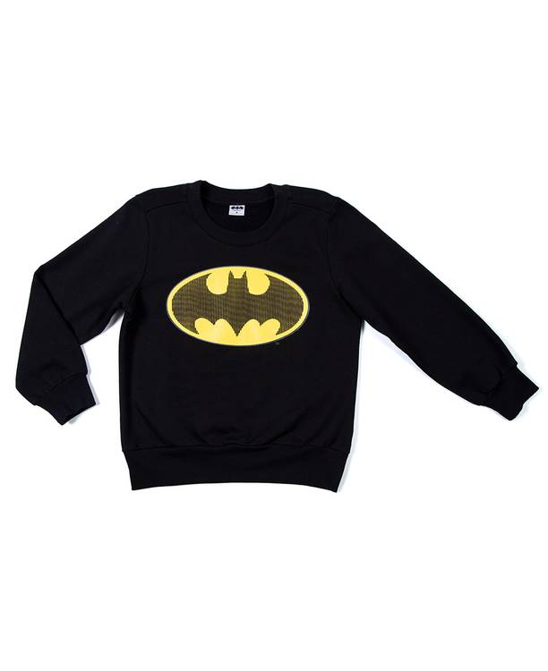 Buzo Iconico Niño Batman