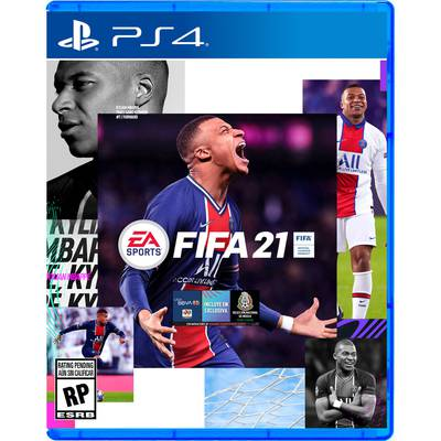 FIFA 21 PS4 Estandar Fisico PlayStation