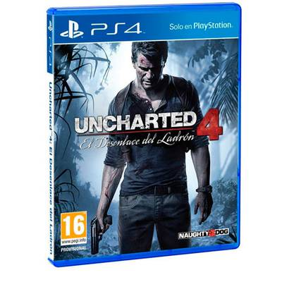 Uncharted 4: A Thief End's