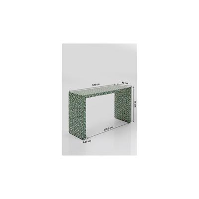 Consola Pierrot 120x40cm