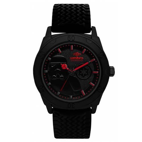 Reloj Análogo Negro-Negro Umb-Sw05-1