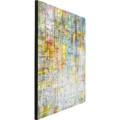 Cuadro Abstract Colore 150x150cm