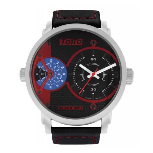Reloj análogo negro-negro 03-4
