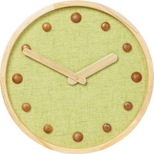 Reloj pared Arizona verde Ø42cm