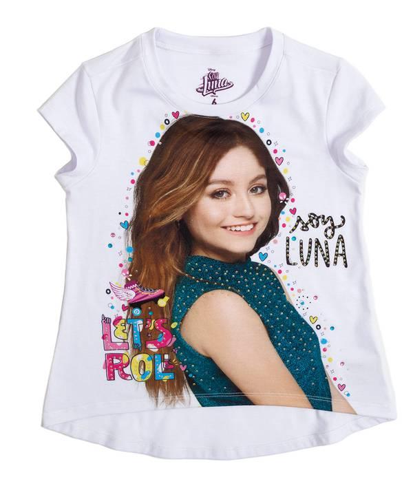 Camiseta  Niña Luna