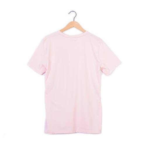Camiseta Jack Supplies Para Hombre  - Rosado
