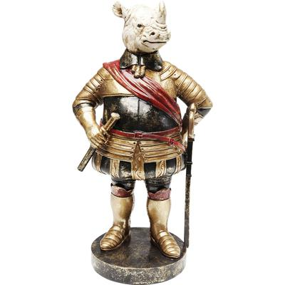 Objeto decorativo Sir Rhino 40cm