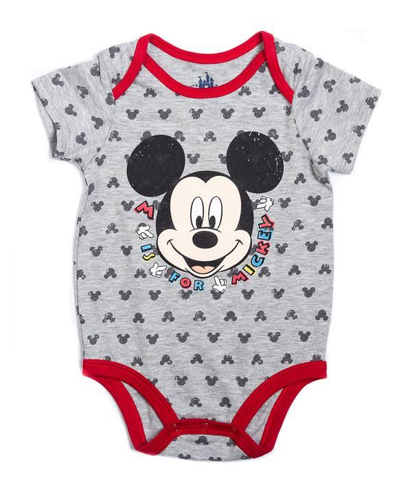 Body Bebito Mickey