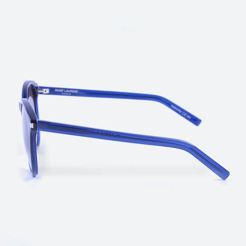 Gafas Sol Saint Laurent Azul