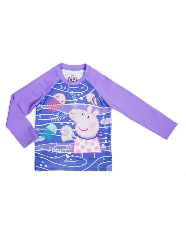 Camiseta baño Peppa Pig