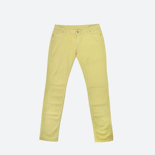 Pantalón Five Pockets Colored Denim Jean Cotton
