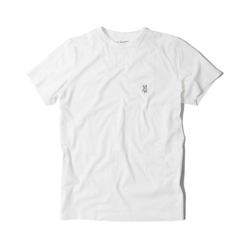 Camiseta Jack Supplies Para Hombre - Blanco