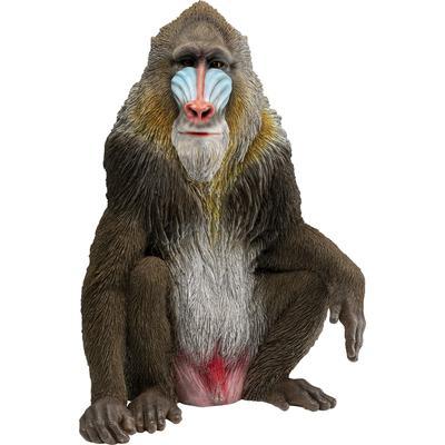 Objeto decorativo Monkey Madrill