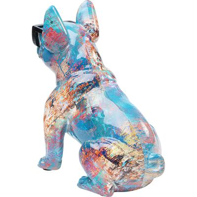 Figura decorativa Dog of Sunglass