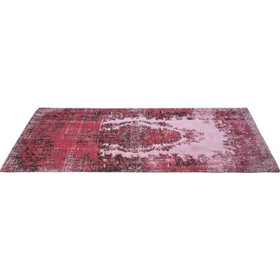 Alfombra Kelim Pop rosa 240x170cm