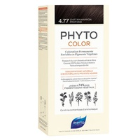 Phytocolor 4.77 Intense Chestnut Brown 50ml