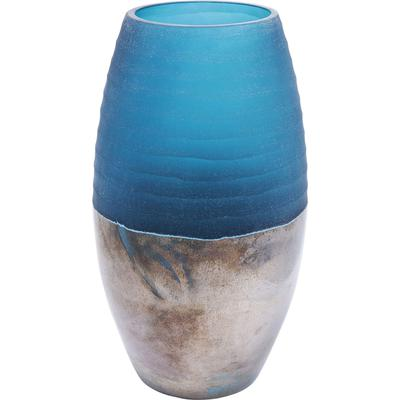 Vasija azul Storm 31cm