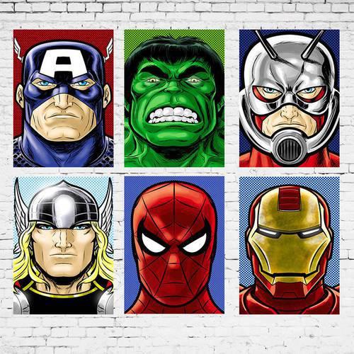 Cuadro Colección Marvel