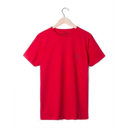 Camiseta Jack Supplies Para Hombre - Rojo