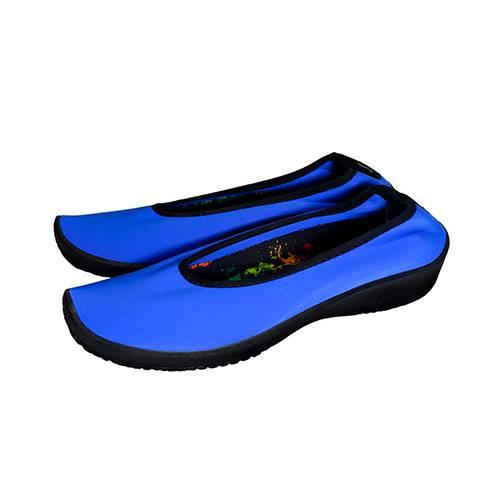 Zapatos Casual Azul Royal