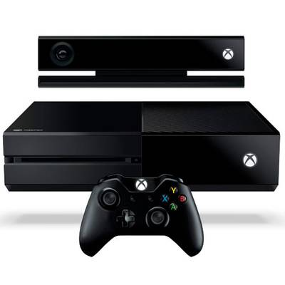 Xbox One 500GB + Kinect + 3 Juegos