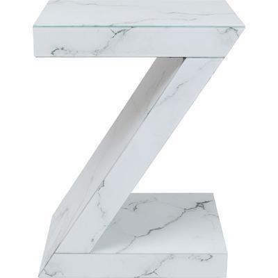 Mesa auxiliar Luxury Z Marble