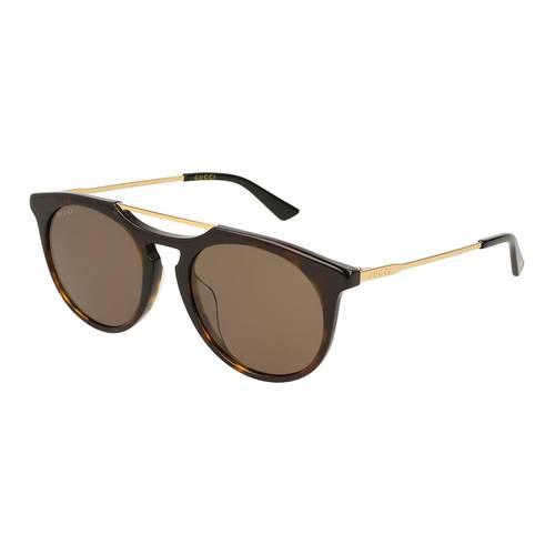 Gafas de sol havana-oro-café 0S-003