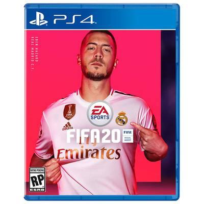 FIFA 20 - PS4 Edicion Estandar